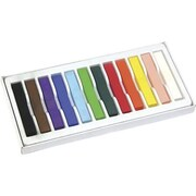 Chenille Craft® Square Artists Pastel, Assorted, 12/Box