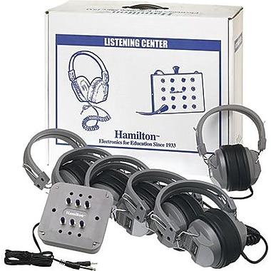 Hamilton Buhl Stereo/Mono Listening Center With Volume Control