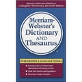 Merriam-Webster® Dictionary and Thesaurus