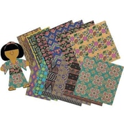 "Roylco® 11"" x 8 1/2"" Global Village Craft Paper"