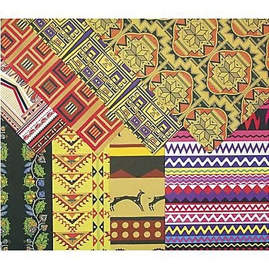 Roylco® 11in. x 8 1/2in. Native American Craft Paper