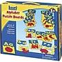 Lauri® Toys Alphabet Puzzle Board, Grades Pre Kindergarten