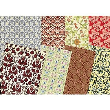 Roylco® 11in. x 8 1/2in. Renaissance Era Craft Paper