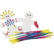Roylco® 11 x 8 1/2 Little People Weaving Mats Craft Paper