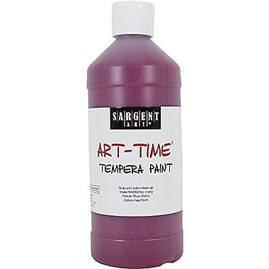 Sargent Art® Art-Time® 16 oz. Liquid Tempera Paint, Magenta