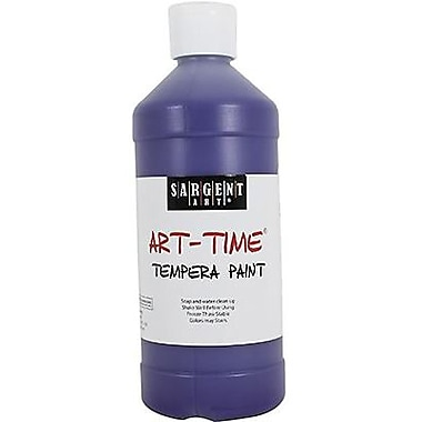 Sargent Art® Art-Time® 16 oz. Liquid Tempera Paint, Violet