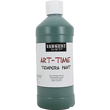 Sargent Art® Art-Time® 16 oz. Liquid Tempera Paint, Green