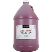 Sargent Art Art-Time Non-toxic 128 oz. Liquid Tempera Paint, Magenta (SAR226638)