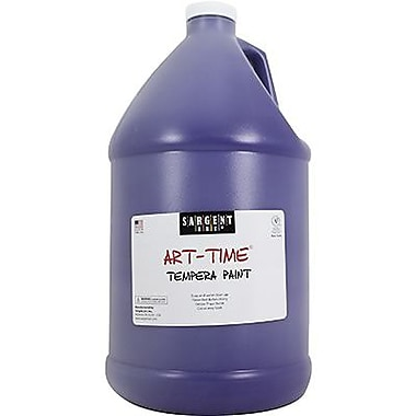 Sargent Art® Art-Time® 128 oz. Liquid Tempera Paint, Violet
