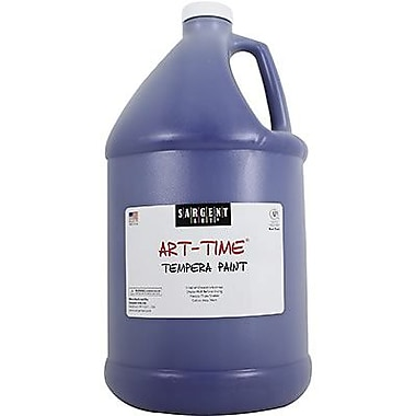 Sargent Art® Art-Time® 128 oz. Liquid Tempera Paint, Blue