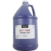 Sargent Art Art-Time Non-toxic 128 oz. Liquid Tempera Paint, Blue (SAR226650)