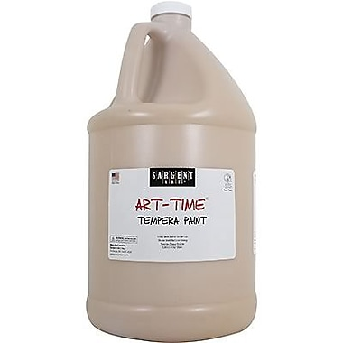 Sargent Art® Art-Time® 128 oz. Liquid Tempera Paint, Peach