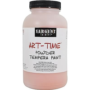 Sargent Art® Art-Time® 1 lbs. Powder Tempera Paint, Orange