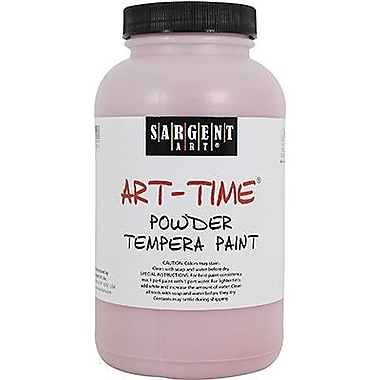 Sargent Art® Art-Time® 1 lbs. Powder Tempera Paint, Red