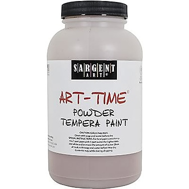 Sargent Art® Art-Time® 1 lbs. Powder Tempera Paint, Brown