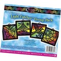 Scratch Art® Group Pack, Light Catcher