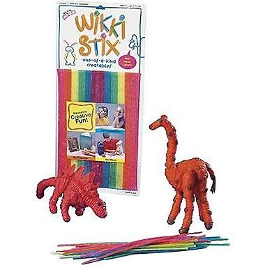 Wikki Stix® Waxed Yarn Sticks, Neon