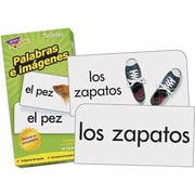 Trend Enterprises® Skill Drill Flash Card, Spanish