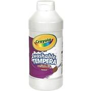 Crayola® Artista ll® 16 oz. Liquid Tempera Paint, White