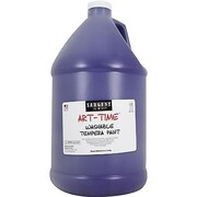 Sargent Art Art-Time Non-toxic 128 oz. Washable Tempera Paint, Violet (SAR223642)