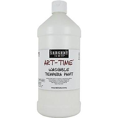 Sargent Art® Art-Time® 32 oz. Washable Tempera Paint, White