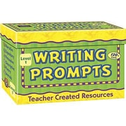 Teacher Created Resources® Writing Prompt Card, Grades 1st