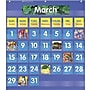 Teacher's Friend Monthly Calendar Pocket Chart