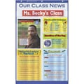 Teacher's Friend® Our Class News Pocket Chart