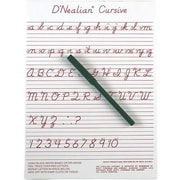 "Ashley® D'Nealian® Write-On/ Wipe-Off Board, 9"" x 12"""