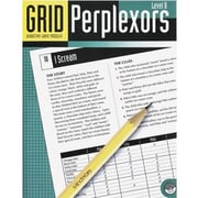 Mindware® Grid Perplexors Book, Level B