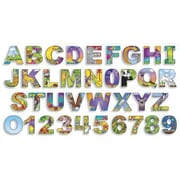 Teacher's Friend® Bulletin Board Set, Alphabet and Numbers