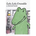 Houghton Mifflin® Harcourt Lyle, Lyle Crocodile Book and CD By Bernard Waber, Grades pre-school-3rd