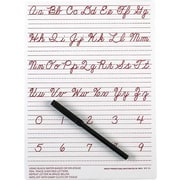 "Ashley® Write-On/ Wipe-Off Board, 9"" x 12"""