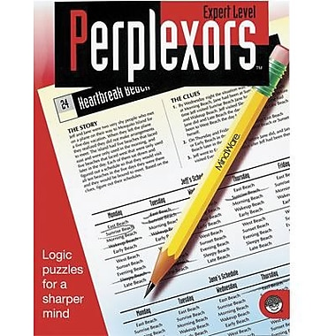 Mindware® Perplexors Book, Expert Level
