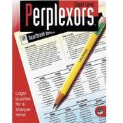 Mindware® Perplexors Book, Expert Level