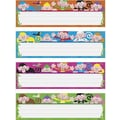 Trend® Desk Toppers® Kindergarten - 4th Grades Name Plate, Color Monkeys
