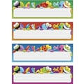 Trend Enterprises® Kindergarten - 4th Grades Name Plate, Frog Tastic