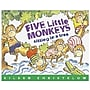Houghton Mifflin Harcourt Five Little Monkeys Sitting Tree