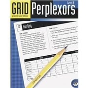 Mindware® Grid Perplexors Book, Level A