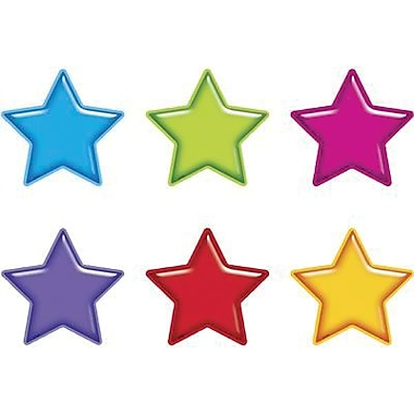Trend Enterprises® Classic Accents Variety Pack, Gumdrop Stars