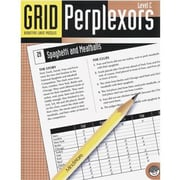 Mindware® Grid Perplexors Book, Level C