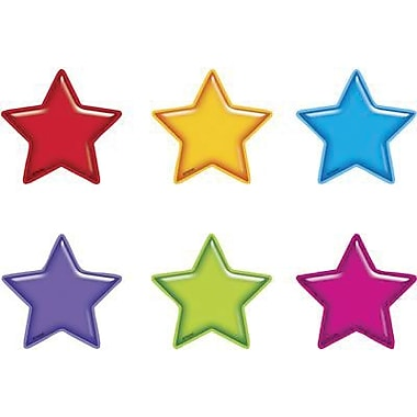 Trend Enterprises® Mini Accents Variety Pack, Gumdrop Stars