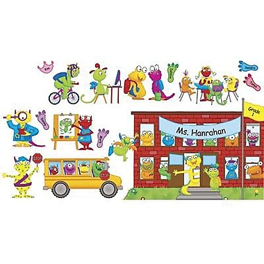 Teacher's Friend® Bulletin Board Set, Monsters Back To School