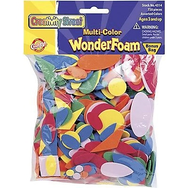 WonderFoam® Assorted Shapes