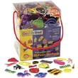 WonderFoam® Peel and Stick-Foam Stickers-Shapes Kit, Assorted