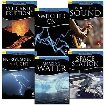 Creative Teaching Press Inside Physical Science Variety Pack, Grades 3rd - 5th 875430
