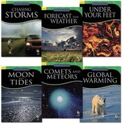 Creative Teaching Press Inside Earth and Space Science Variety Pack, Grades 3rd - 5th