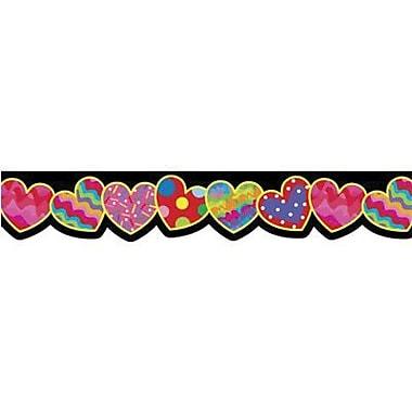 Creative Teaching Press™ preschool - 12th Grades Bulletin Board Border, Heart-to-Heart