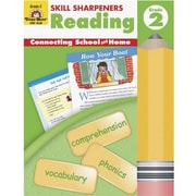 Evan-Moor® Skill Sharpeners Reading Book, Grades 2nd