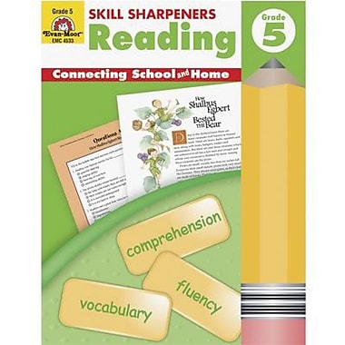 Evan-Moor® Skill Sharpeners Reading Book, Grades 5th